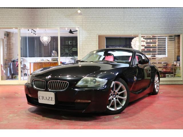 BMW Z4 クーペ3.0si 左ハン 赤革 後期 ハードトップ ...