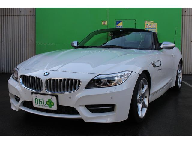 BMW sDrive35is 左H Bモニター 国土交通省認証工場