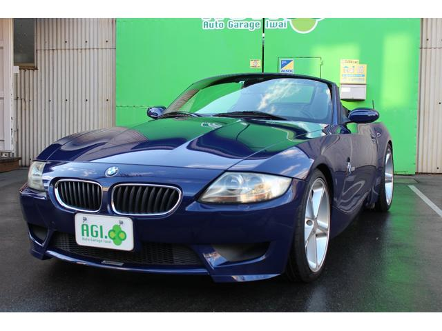 BMW BMWZ4Mロードスター左ハンドル6MTビルシュタイン車高調