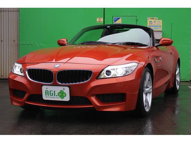 BMW BMW Z4 Mスポーツ デザインピュアトラクション特別仕様