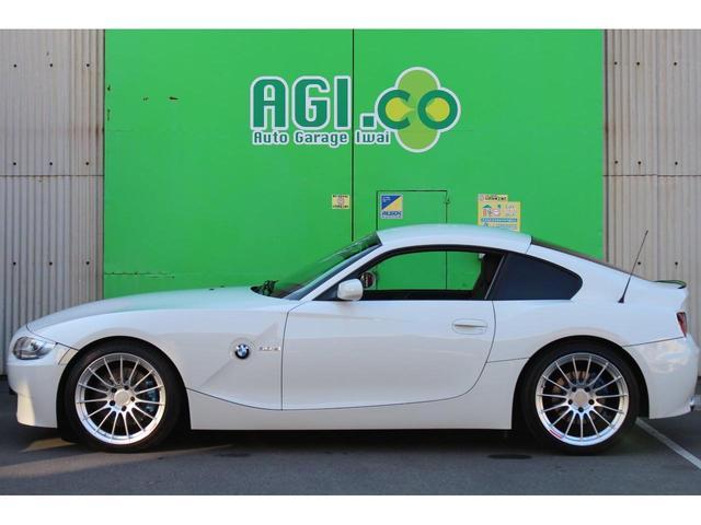 BMW クーペ3.0si左ハンドル走行4万Kmディーラ車エンケイAW