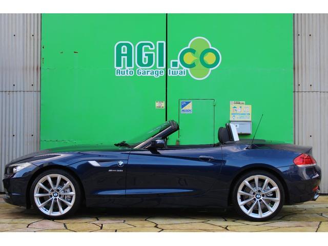 BMW Z4 sDrive35i 19AWブラックレザーシートフルセグテレビクルーズコントロール自社整備工場がありますのでご購入後のメンテナンスが心配なお客様でも安心もちろん納車前には安心してお乗りいただける状態で点検整備してあります