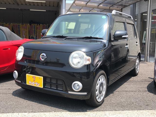 ダイハツ ココアプラスX ナビ TV 軽自動車 CVT 保証付 AC