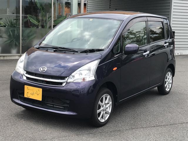 ダイハツ X 軽自動車 インパネCVT エアコン