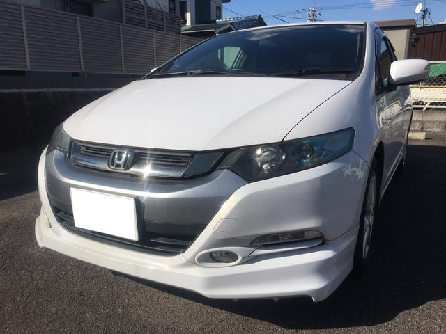 ホンダ LS HDDナビ Bモニタ ETC 無限スポイラー HID