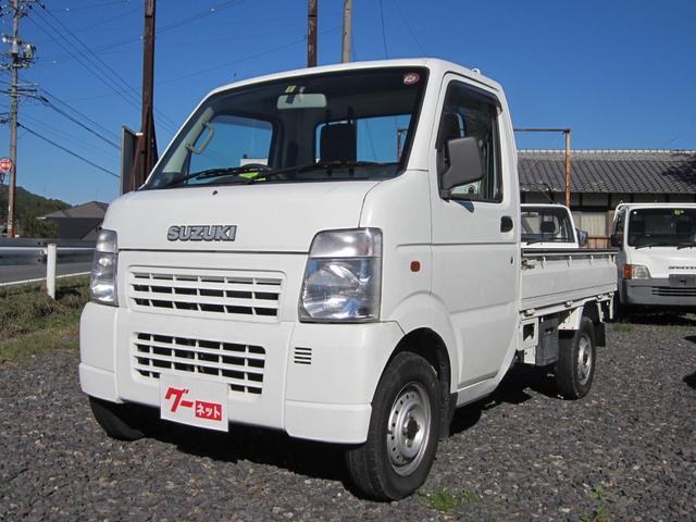 スズキ KUエアコン・パワステ 5速MT 2WD 車検32年7月