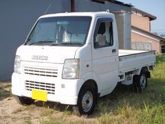 キャリイトラック4WD エアコン パワステ 5速マニュアル車
