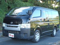 レジアスエースバンロングDX オートマ ガソリン車 5ドア 標準ルーフ ETC