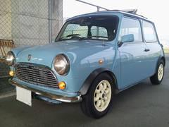 ローバー MINIキャンバストップ 日本限定400台車 D車