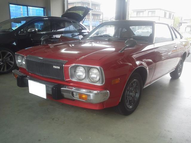 マツダ AP 1オーナー 40年車庫保管車