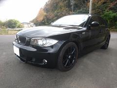BMW130i Mスポーツ 希少車 パドルシフト 人気ブラック