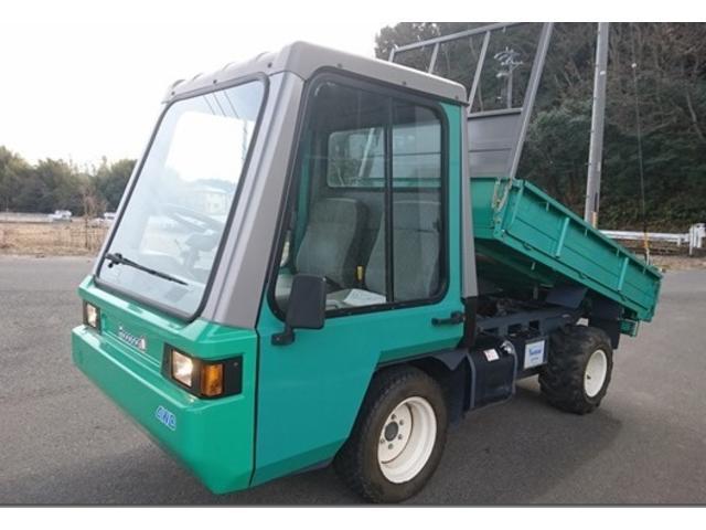 アテックス ロードガロ 4WDダンプ農作業建設作業 小型特殊