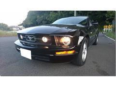 フォード マスタングV6 プレミアム 黒