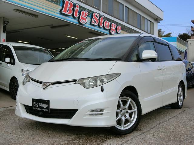 トヨタ 2.4アエラス G.E Goo保証1年+ドラレコサービス中