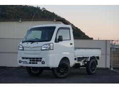 ハイゼットトラックリフトアップ車 LEDカスタム パートタイム4WD
