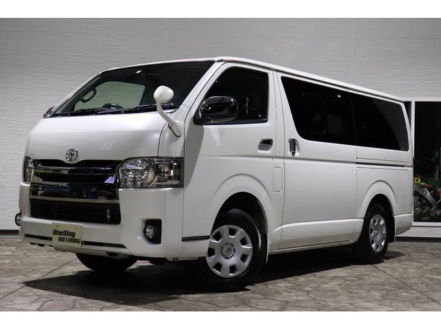 トヨタ スーパーGLDプライムナビDレコE/Gスタータ-リア修復少