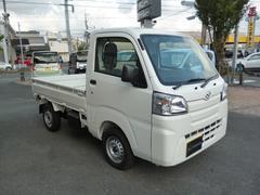 ハイゼットトラックスタンダード 5MT 4WD AC PS 届出済み未使用車