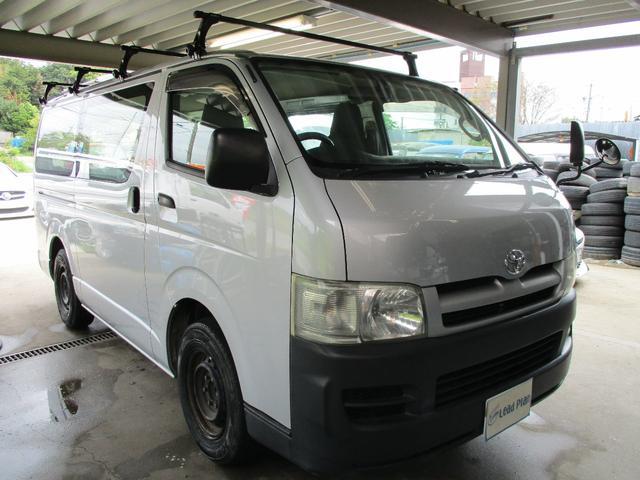 トヨタ ハイエースバン ロングDX キーレス