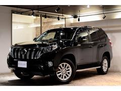 ランドクルーザープラドTZ−G 下取車1オーナー禁煙 SR 黒革 クルコン新車保証
