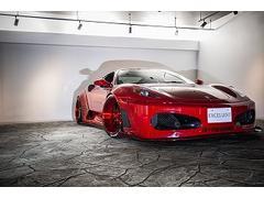 フェラーリ F430LBWORKS スカイフォージド エアサスF1エキゾースト