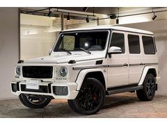 メルセデスAMGG63AMG デジーノEX 黒茶内装 D車 走行3000km