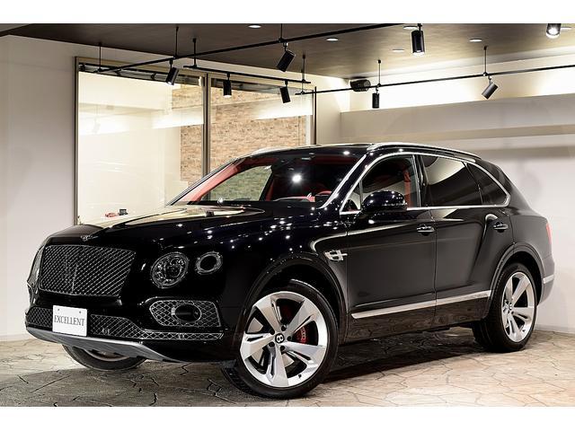ベントレー V84WD ツーリングスペック OP赤革 カーボンインテリア