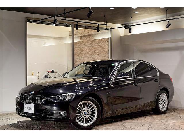 BMW xDriveラグジュアリー 1オーナーディーラー記録簿 黒革