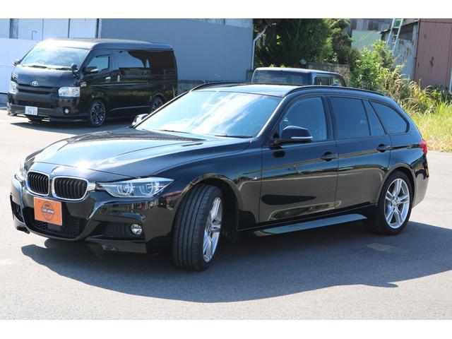 BMW 3シリーズ 320iツーリング Mスポーツ 純正ナビ・バックカメラ・ETC・パワーリアゲート・インテリジェントセーフティレーンチェンジウオーニング・シティブレーキ・レーンディパーチャウオーニング
