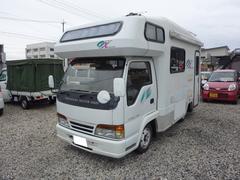 エルフトラックキャンピングカー ヨコハマモーターセールス社オックス