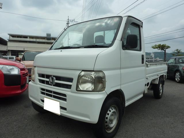 ホンダ アクティトラック  4WD 5速マニュアル