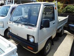 ミニキャブトラックダンプ 4WD MT