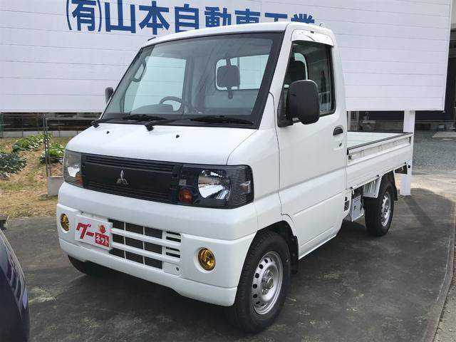 三菱 VX-SE エアコン パワステ 4WD 走行3万k台