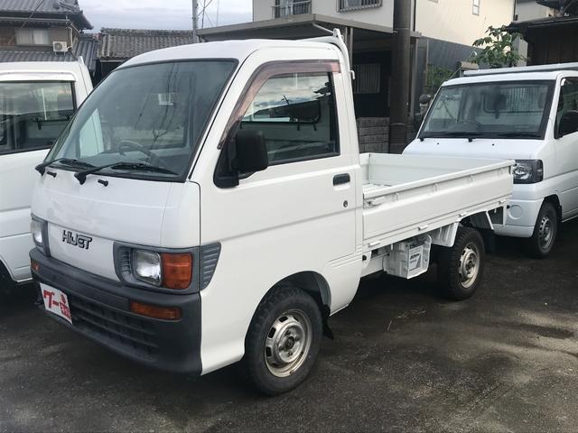 ダイハツ ハイゼットトラック  オートマ エアコン 4WD