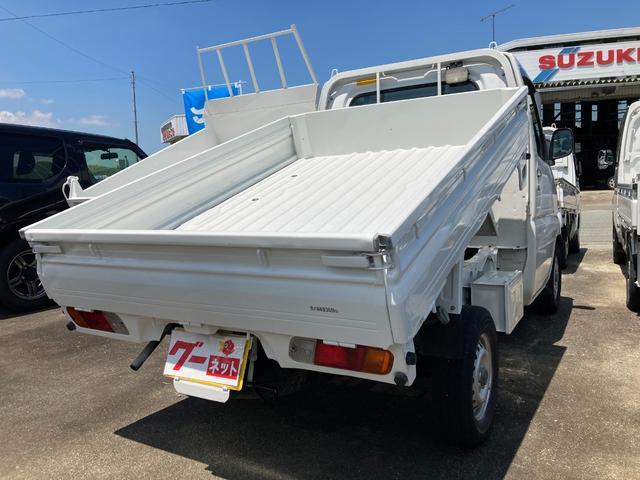 三菱 ミニキャブトラック ダンプ 4WD 5速MT エアコン