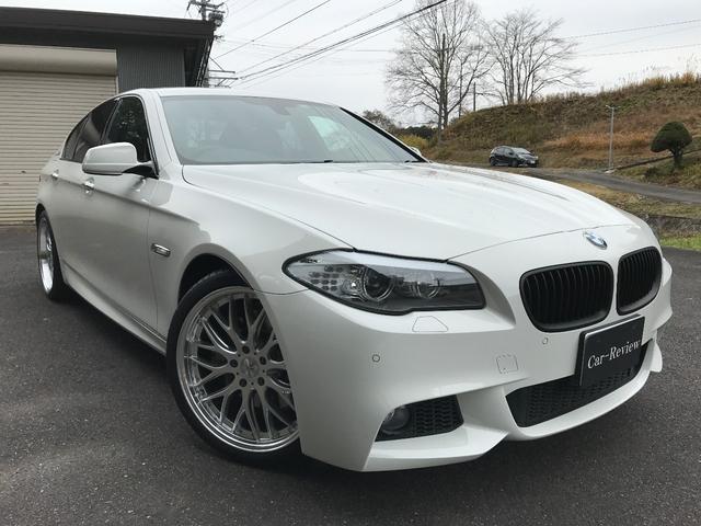 BMW アクティブハイブリッド5 Mスポーツパッケージ ミラーETC