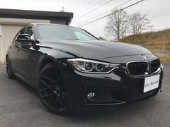 BMW320i Mスポーツ 社外19インチAW新品 純正HDDナビ