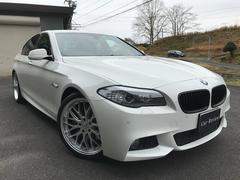BMWアクティブハイブリッド5 Mスポーツパッケージ ミラーETC