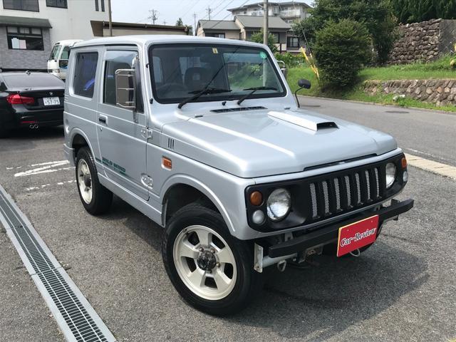 スズキ ワイルドウインド AT 切替式4WD