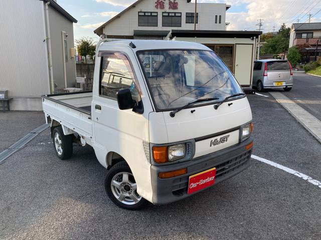 ダイハツ  切替式4WD オートマ