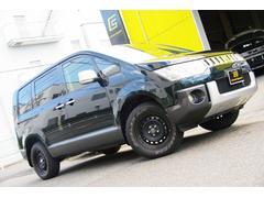デリカD:5M 4WD スチールホイール DUELER ナビ連動ドラレコ