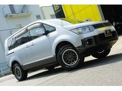 デリカD:5GパワーPKG4WD新品WORKアルミ アルパインリアモニタ