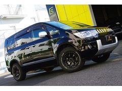 デリカD:5シャモニー4WD両側PスライドRAYSアルミFシートヒーター