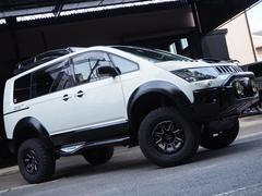 デリカD:5Dプレミアム4WD 6インチボディリフト カスタムカラー