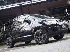 デリカD:5GパワーPKG4WD 新品アルミセットBFタイヤ後席モニター