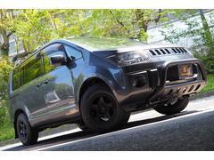 デリカD:5Dパワー4WD フロントガード KMCアルミ 後席モニター