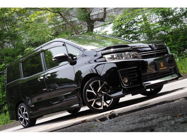 トヨタ ZS 煌 大画面アルパインBIG-X9インチ/フルセグTV/Bluetooth/HDMI対応/Bカメラ/ユピテルレーダーみちびき衛星GPS/両側Pスライド/ETC/黒革シートカバー/ウィンカー付きDミラーレンズ