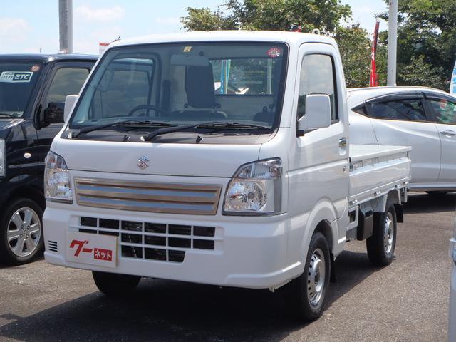 スズキ KCスペシャル 5速MT 4WD 特別仕様 届出済み未使用車