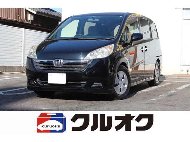 ホンダ G L-PKG 禁煙車Bカメラ付HDDナビ電動ドア新品タイヤ