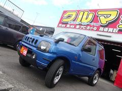 ジムニーXC 4WD ターボ Tチェーン AT車 ETCリアスモーク