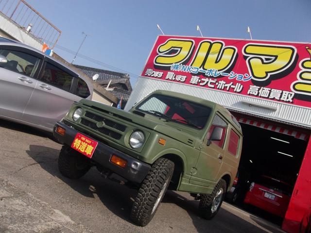 スズキ ハイルーフ 4WD ターボ 5速MT Tベルト交換済み